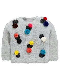 mini-v-by-very-glitter-pom-pom-jumper