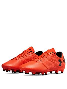 under armour under armour junior magnetico select firm ground football boots