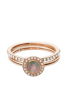 fossil-fossil-rose-gold-tone-amp-grey-mother-of-pearl-stainless-steel-ladies-stacking-style-ring