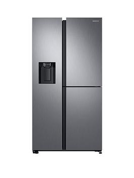 Samsung Samsung Rs68N8670S9/Eu French Door Frost Free Fridge Freezer With  ... Picture