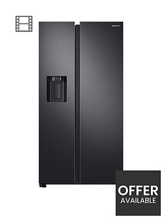 samsung-rs68n8230b1eu-american-style-frost-free-fridge-freezer-with-plumbed-water-ice-dispenser-black