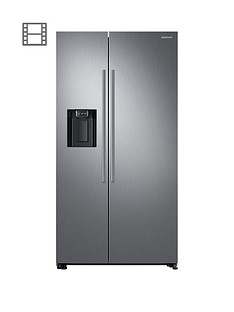 samsung-rs67n8210s9eu-america-style-frost-free-fridge-freezer-with-plumbed-water-ice-dispenser--nbspmatt-silver