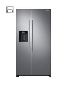 samsung-rs67n8210s9eu-america-style-frost-free-fridge-freezer-with-plumbed-water-ice-dispenser--nbspmatt-silvernbsp