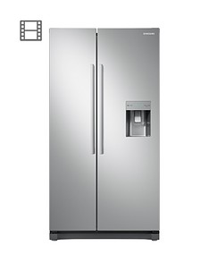 samsung-rs52n3313saeu-american-style-frost-free-fridge-freezer-with-non-plumbed-water-dispensernbsp-nbspgraphite-doorstep-delivery-only
