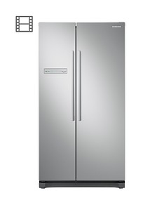 samsung-rs54n3103saeu-american-style-frost-free-fridge-freezer-with-all-around-coolingnbspand-5-year-samsung-parts-and-labour-warranty-graphite