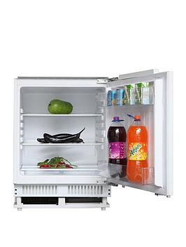Swan Swan Srb15420 60Cm Wide Under-Counter Integrated Fridge Picture