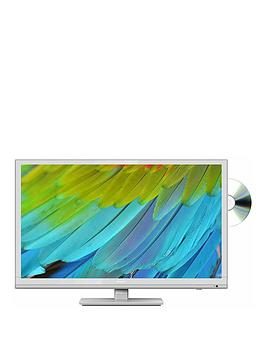 Sharp Sharp Lc-24Dhf4011Kw, 24 Inch, Hd Ready, Freeview Hd, Tv With Dvd  ... Picture