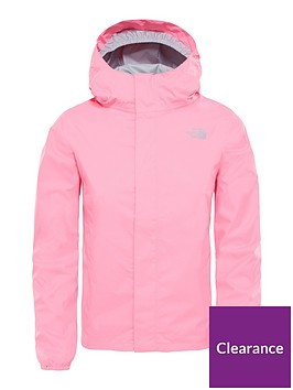 THE NORTH FACE Girls Resolve Reflective Jacket  6ac816653