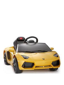 lamborghini-aventador-6-volt-battery-operated-replica-car