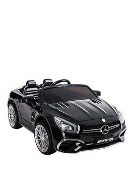 mercedes-sl65-12-volt-battery-operated-replica-car