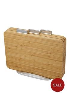 joseph-joseph-index-chopping-board-system-bamboo