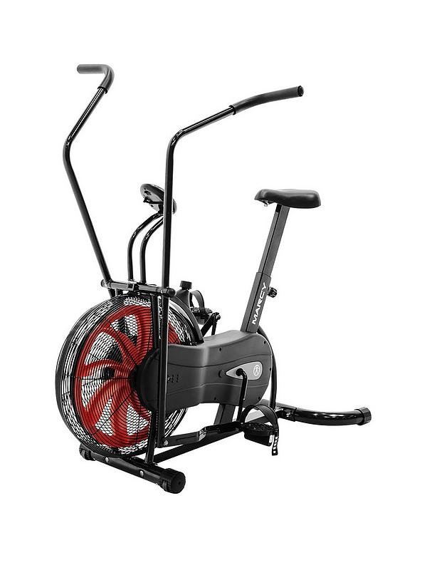 Fan Exercise Bike with Air Resistance