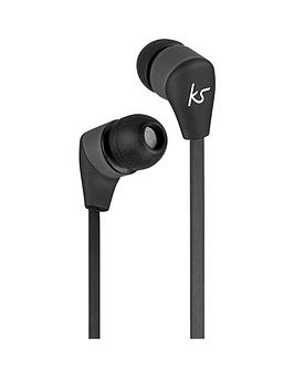 Kitsound Kitsound Bounce Wireless Bluetooth In-Ear Headphones With Track  ... Picture
