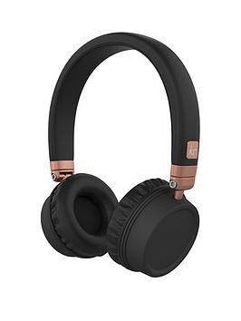 Kitsound Kitsound Harlem Over-Ear Wireless Bluetooth Headphones &Ndash;  ... Picture