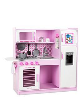 Melissa & Doug Melissa & Doug Chef'S Kitchen - Pink Picture
