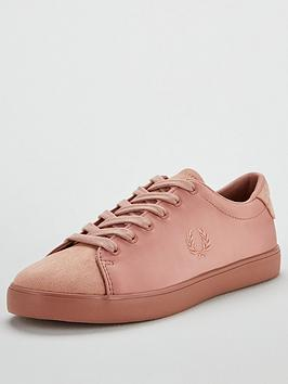 fred-perry-lottie-poly-trainer