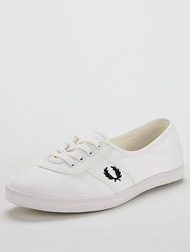 fred-perry-aubrey-poly-plimsoll