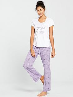 v-by-very-star-printednbsppj-set-whiteheather