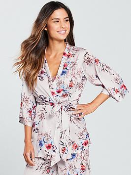 v-by-very-wrap-satin-kimono-top-floral-print