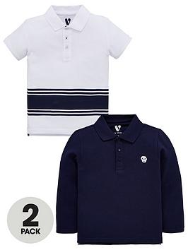 mini-v-by-very-boys-pack-of-2-long-sleeve-and-short-sleeve-polo-shirts-navywhite