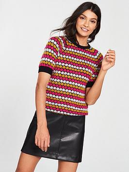 boss-ikellah-short-sleeved-knit-top
