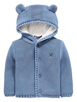 mini-v-by-very-baby-boys-soft-knit-jersey-lined-cardigan-blue