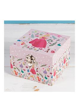 Disney Disney Disney Princess Musical Jewellery Box - Aurora Picture