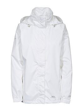 trespass-lanna-ii-waterproof-jacket-white