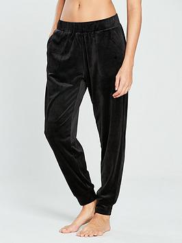 v-by-very-velour-jogger-pjsnbsp--black