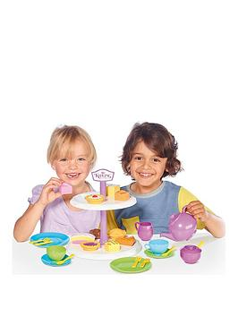 Casdon Casdon Mr Kiping Cake Stand With Tea Set Picture
