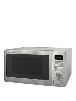 Russell Hobbs   Rhm2563  900-Watt Digital Microwave - Stainless Steel