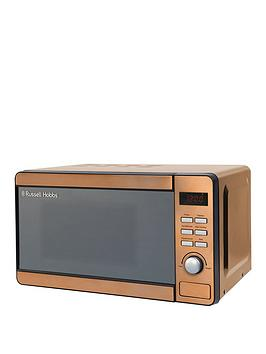 Russell Hobbs Russell Hobbs Rhmd804Cp 17-Litre Digital Microwave - Copper Picture