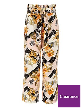 river-island-girls-floral-split-wide-leg-trousers