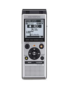 Olympus Olympus Ws-852 4Gb Digital Voice Recorder - Silver Picture