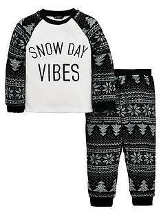 mini-v-by-very-snow-day-vibes-christmas-fleece-pyjama