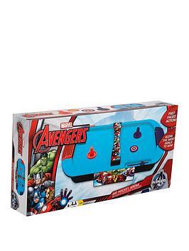 games-avengers-air-hockey-game