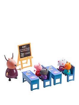 Peppa Pig Peppa Pig Classroom Play Set Picture