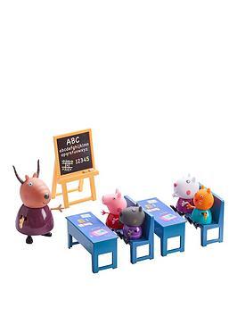 Peppa Pig Classroom Play Set