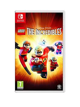 Nintendo Switch   Lego Incredibles - Switch