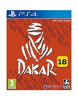 playstation-4-dakar-18-ps4