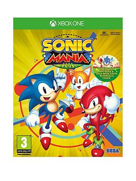 Xbox One Xbox One Sonic Mania Plus Picture