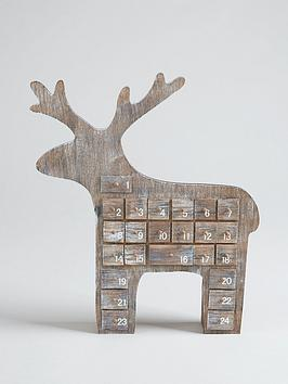 gisela-graham-reindeer-3d-christmas-advent-calendar-room-decoration