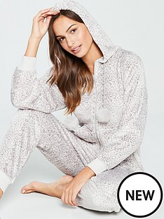 v-by-very-animal-print-fleece-loungenbspall-in-one