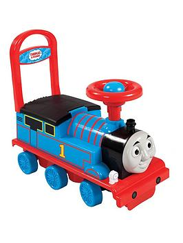 Thomas & Friends Thomas & Friends Engine Ride On Picture