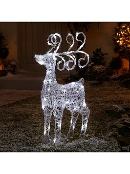 spun-acrylic-light-up-standing-reindeer-outdoor-christmas-decoration