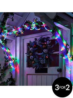 lednbspmulti-coloured-5m-outdoor-christmas-rope-lightnbsp