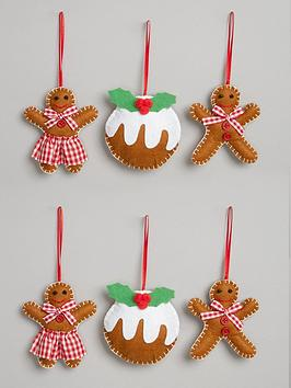 set-of-6-gingerbread-hanging-christmas-tree-decorations