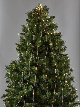 450-led-copper-horsetail-christmas-tree-lights