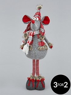 standing-plush-mouse-christmas-room-decoration