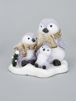 polyfoam-penguins-christmas-decoration